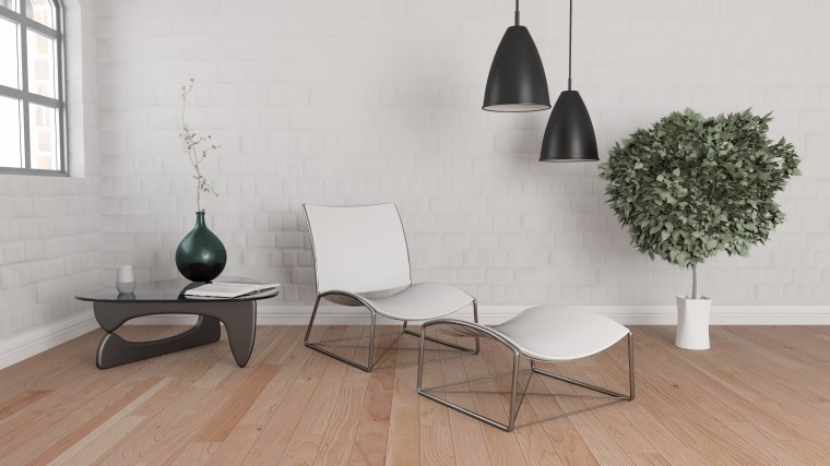 minimalismoSala
